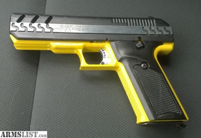 Hi Point New Pistol