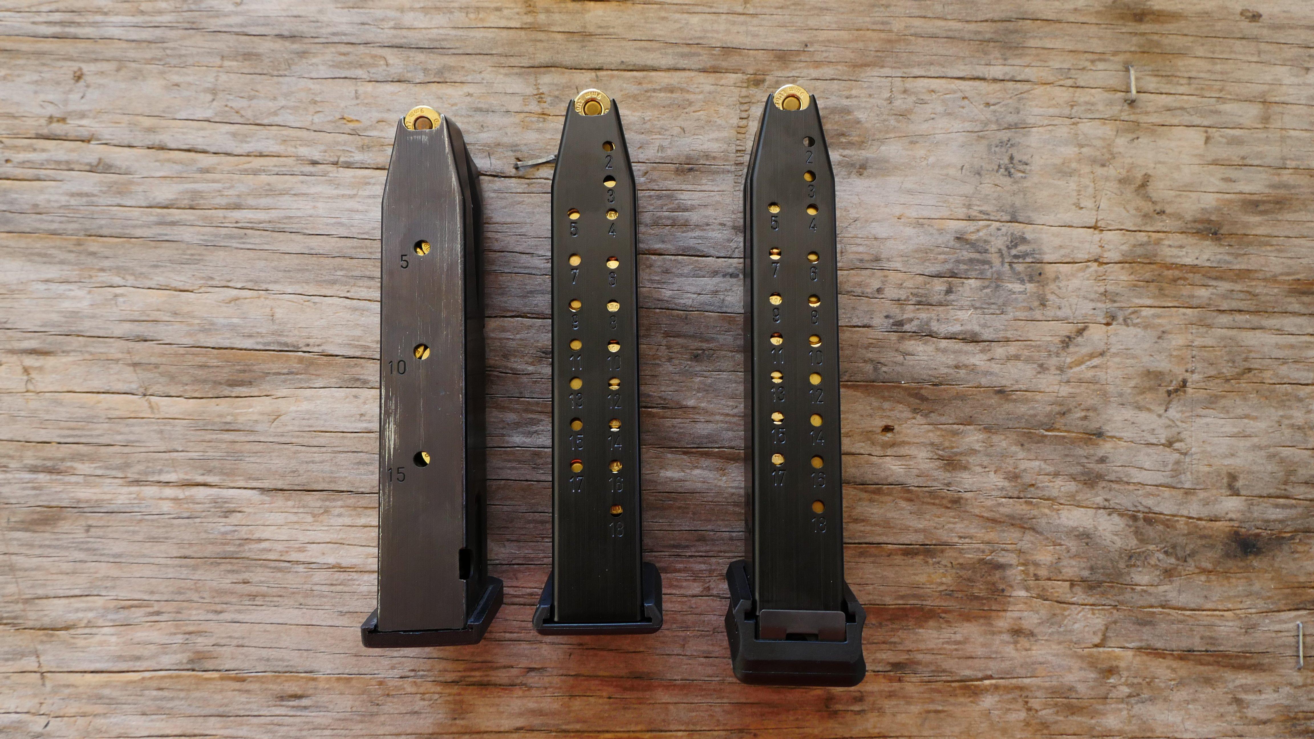 Mec-Gar Magazines For CZ75 and Beretta 92FS | Review