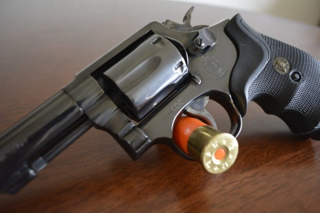 Smith & Wesson Model 10 CDC revolver