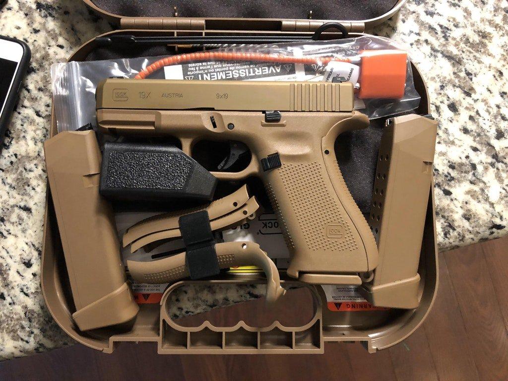 The Glock 19X Compared To The Glock 19 Gen 5 | Firearm Rack