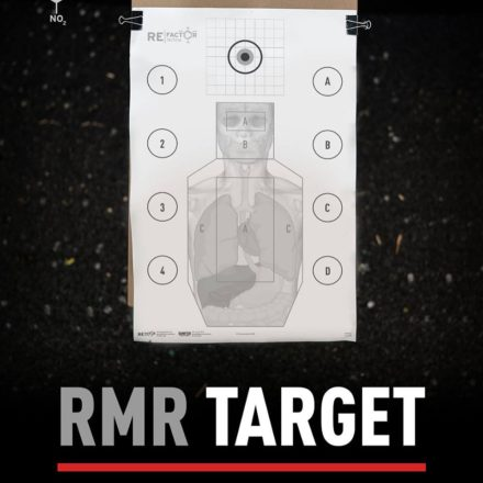 Paper shooting targets from RE Factor Tactical are back in stock.