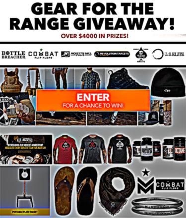 Image of CFF range giveaway.