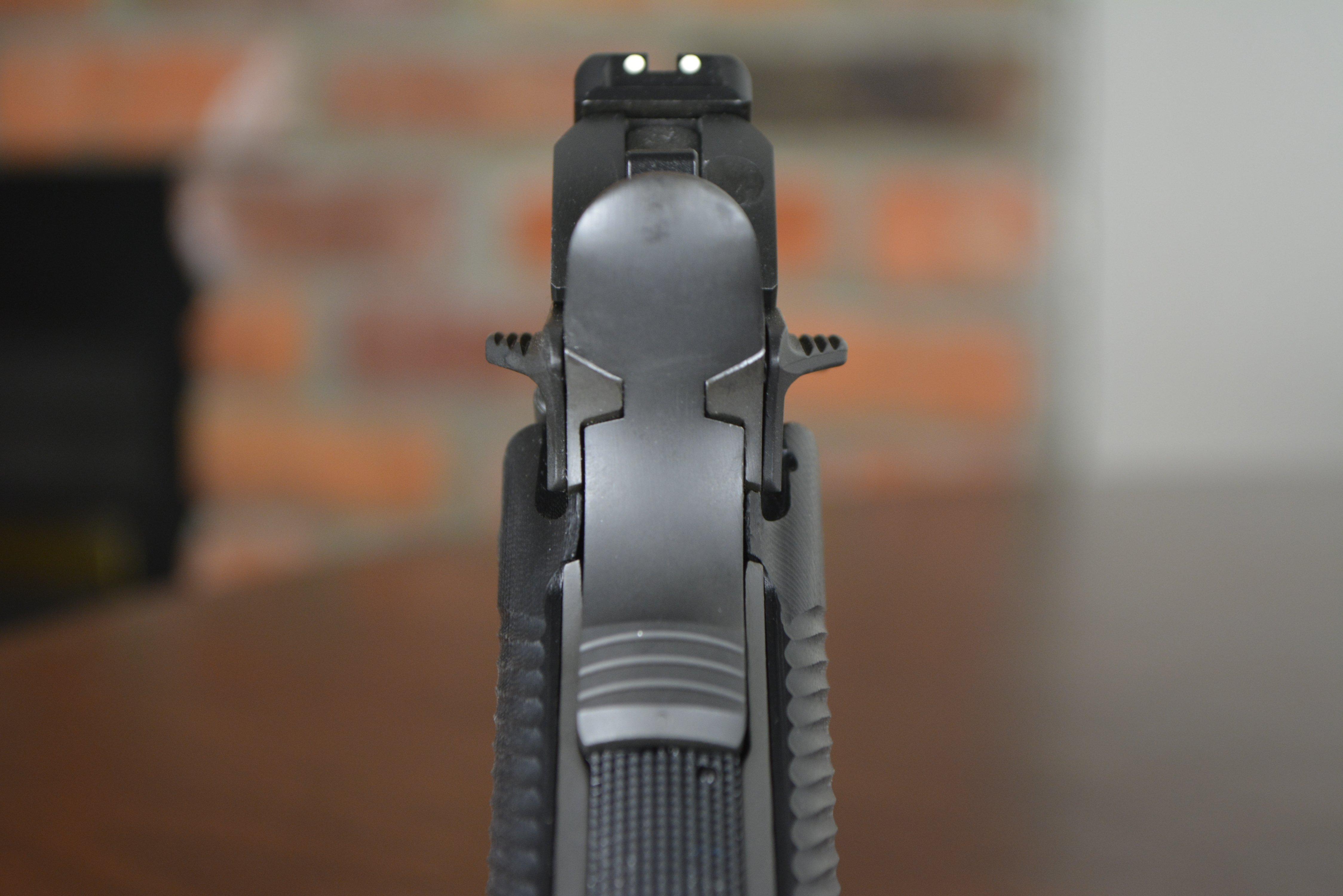 Rock Island Armory Tac Ultra FS HC | That Thicc Boi