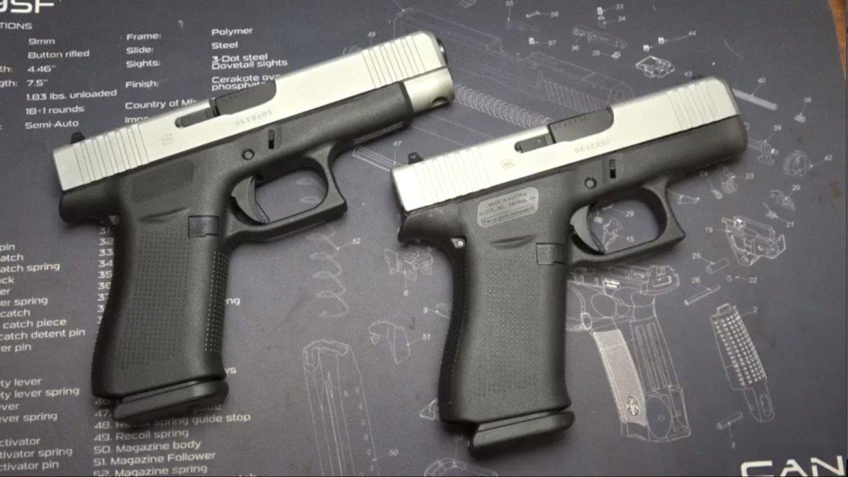 Glock 43X & G48 | Bushcraft USA Forums