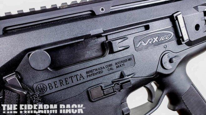 Beretta ARX 100 Controls