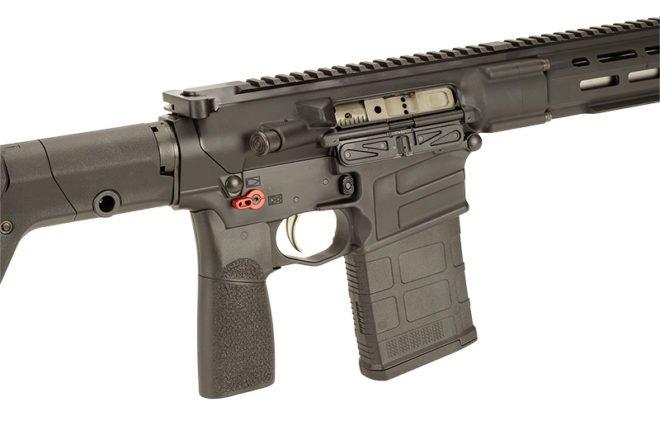 MSR10 Precision Rifle Side View