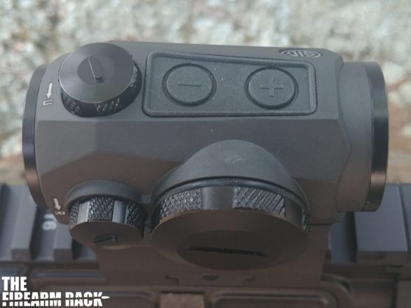 SIG Romeo 5 Buttons & Turrets