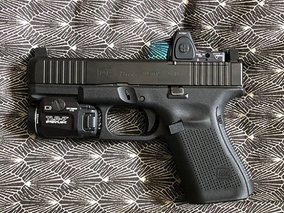 Secret Service Glock 19