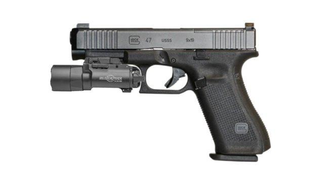 Secret Service Glock 47